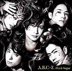 ONE MORE KISS♪A.B.C-ZのCDジャケット