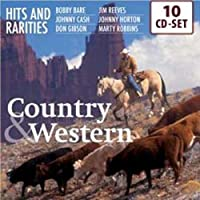 200 Hits and Rarities of Country & Western: Bobby Bare, Johnny Cash, Don Gibson, Jim Reeves, Marty Robbins, Johnny Horton, amo! by Bobby Bare (2011-05-10)