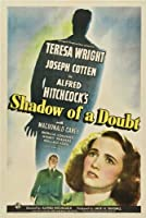 Shadow of a Doubt Poster Movie C 27 x 40 Inches - 69cm x 102cm Teresa Wright Joseph Cotten Hume Cronyn MacDonald Carey