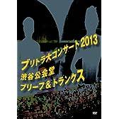 ブリトラ大コンサート2013 [DVD]