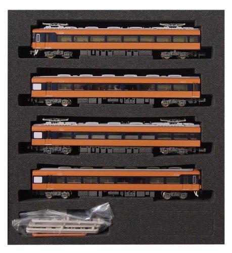 Nゲージ 4068 近鉄12200系 未更新タイプ 4輛編成セット (M付) (塗装済完成品)