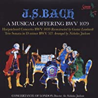 A MUSICAL OFFERING BWV 1079