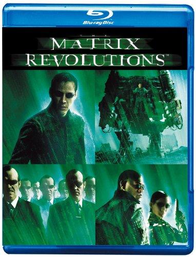 マトリックス レボリューションズ [Blu-ray]