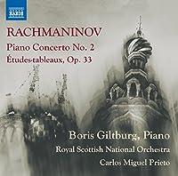 Rachmaninow: Piano COncerto No. 2 / Etudes-tableaux, Op. 33