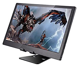 cocopar® モバイルモニタ 13.3インチフルHDIPSゲーミングモニター ゲーム/HDMI/PS3/XBOX/PS4モニター1080PダブルHDMI (13.3インチ)