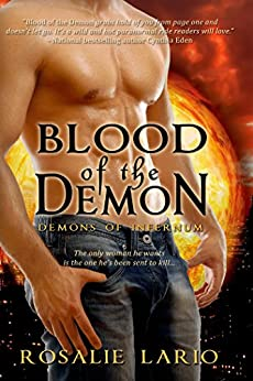 Blood of the Demon (Demons of Infernum Book 1) by [Lario, Rosalie]
