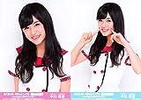 【中川美音】 公式生写真 AKB48 49thシングル 選抜総選挙 ランダム 2種コンプ