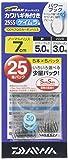 ダイワ(Daiwa) カワハギ用 釣り針 ハリス付 5 ケイムラ留め パワーフック D-MAX サクサス 59893