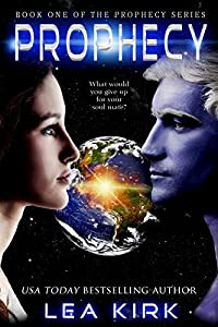 The Prophecy Series 1巻 表紙画像