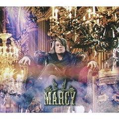 MARCY「授かりし命と共に」のジャケット画像