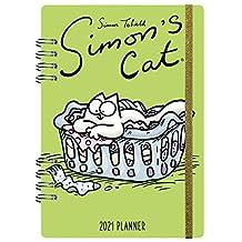 Simon's Cat 2021 Planner