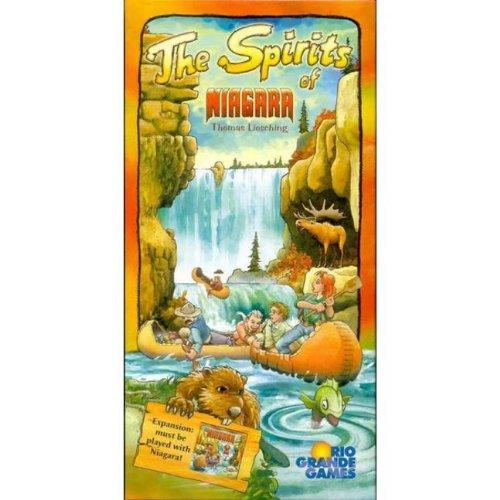 ナイアガラ拡張セット 川の精 (Niagara: Spirits of Niagara) ボードゲーム