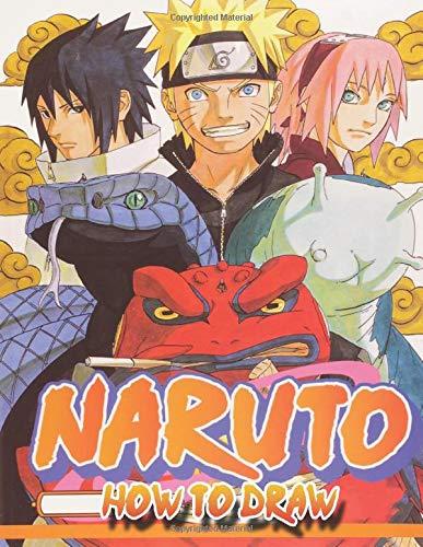 [画像:How To Draw Naruto: Easy step by step drawing book for Naruto fans]