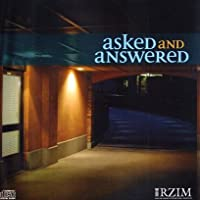 Asked and Answered / 英語
