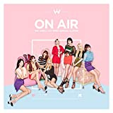 WE GIRLS - On Air (1st Mini Single Album) CD+Booklet+12 Photo Postcards+Folded Poster [韓国盤]