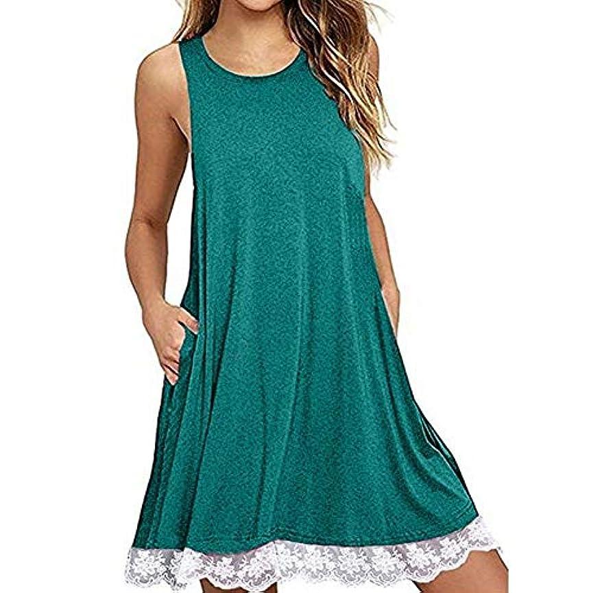 毛細血管中央第二MIFAN の女性のドレスカジュアルな不規則なドレスルースサマービーチTシャツドレス