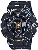 [カシオ] 腕時計 ベビージー BA-120SC-1AJF ブラック