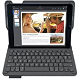 LOGICOOL キーボード⼀体型保護ケース for iPad Air 2 ブラック iK1051BK