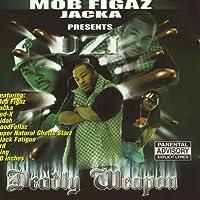 Mob Figaz Jacka Presents Uzi - Deadly Weapon by Uzi And Jacka (2002-07-30)