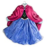 Disney Frozen Anna Costume for Kids 4