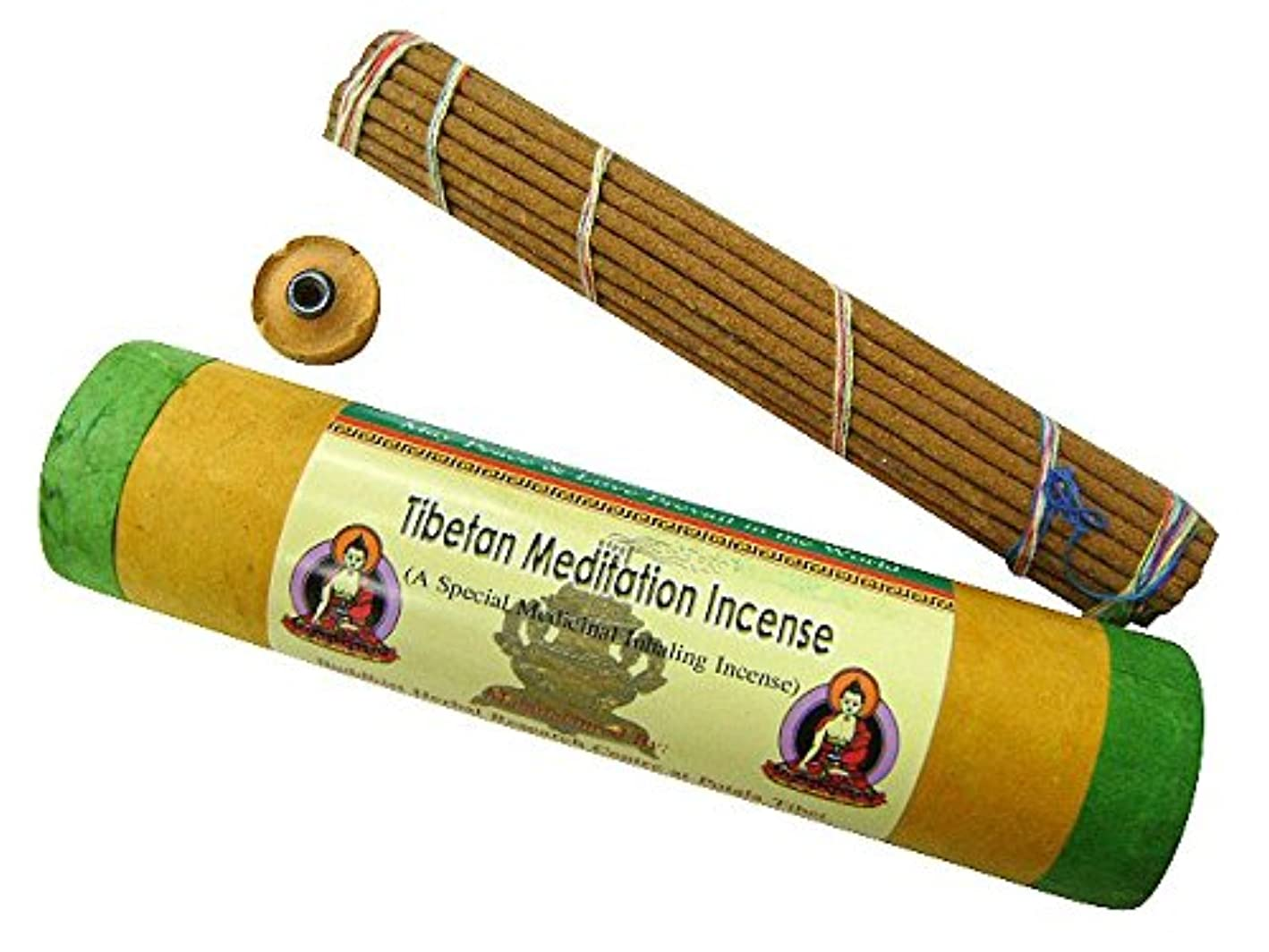 無線前置詞中傷NEPAL INCENSE 【ピース&ラブシリーズTibetanMeditationIncense】
