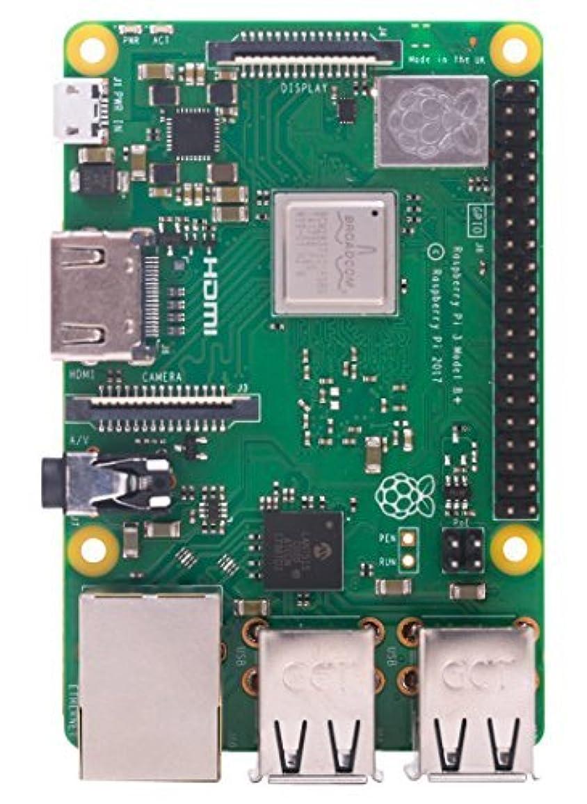 チャールズキージング発音するクルーRS Components Raspberry Pi 3 B+ Motherboard [並行輸入品]