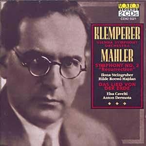 Mahler Symphony No. 2 Resurrection/Das Lied von der Erde