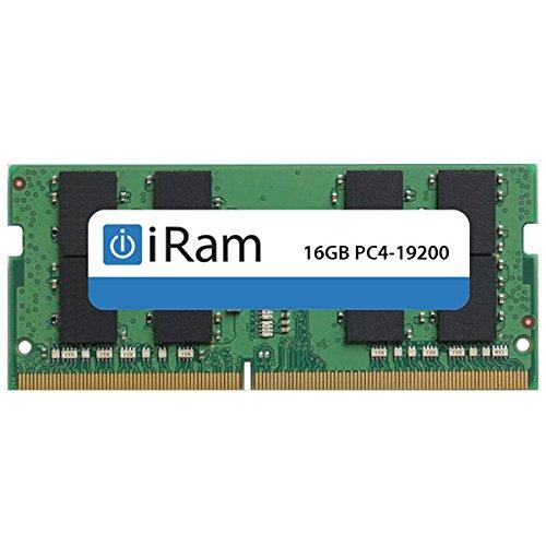 iRam Technology iMac 2017 27インチ 用メモリ16GB IR16GSO2400D4