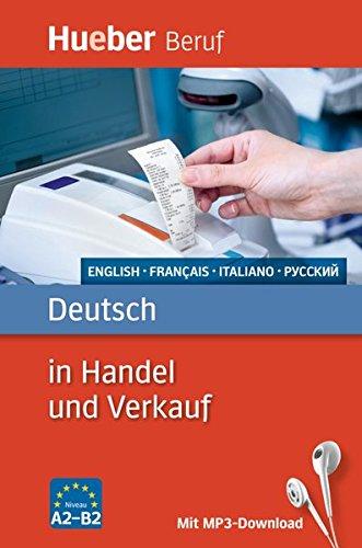 Deutsch in Handel und Verkauf ...