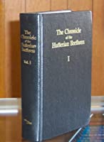 The Chronicle of the Hutterian Brethren (Vol 1)