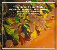 クルーセル/シュナイダー 他:協奏交響曲集(3枚組)(Crusell/Schneider:Symphonies Concertantes etc.)