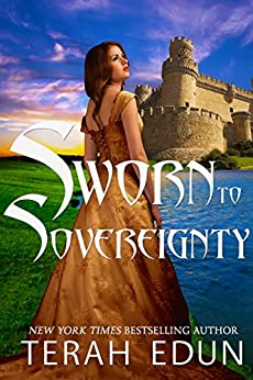 Sworn To Sovereignty (Courtlight Book 8) by [Edun, Terah]