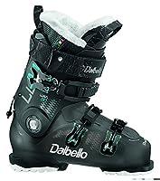 DalbelloレディースLuna 90スキーブーツ、ブラック