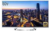 パナソニック 50V型 4K 液晶テレビ HDR対応 VIERA 4K TH-50DX770