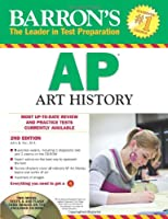 Barron's AP Art History with CD-ROM (Barron's Study Guides)