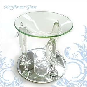 Mayflower Glass メイフラワーグラス ドルフィン オイルパン