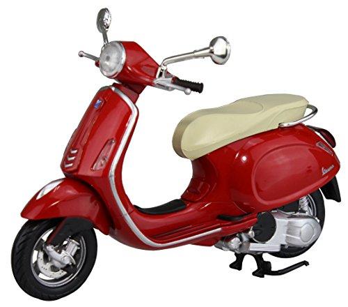 スカイネット 1/12 完成品バイクモデル ベスパ プリマベーラ レッドの詳細を見る
