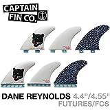 CAPTAIN FIN キャプテンフィン Dane Reynolds デーン・レイノルズ FUTURE TRI FIN [S][M][L] トライフィン ショートボード用 サーフィン フィン