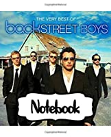 Notebook: Backstreet Boys BSB American Vocal Group Best-Selling Boy Band of All Time And Best-Selling Music Artists, (Workbook and Handbook), Workbook for Teens & Children, Man, Woman Paper 7.5 x 9.25 Inches 110 Pages