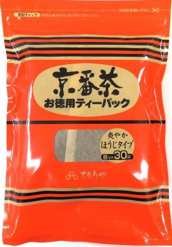 京番茶ティーパック 8gX30P