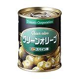 【お徳用 5 セット】 トマトコーポレーション グリーンオリーブ 120g×5セット