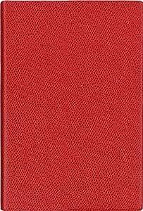 クオバディス 手帳 2016 ビジネスプレステージ アンパラ ウィークリー レッド qv28501rd