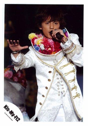 Kis-My-Ft2(キスマイ)公式グッズ サマーなら歌って踊けてJohnnYs'SUMMARY 2008 フォトセット【集合】&公式生写真【藤ヶ谷太輔】セット