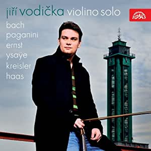 Bach/Paganini/Ernst/Ysaye/Krei