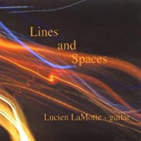 Lines & Spaces by Lucien Lamotte (2013-05-04)