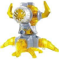 仮面ライダーウィザード プラモンスターシリーズ03 イエロークラーケン 3点セット
