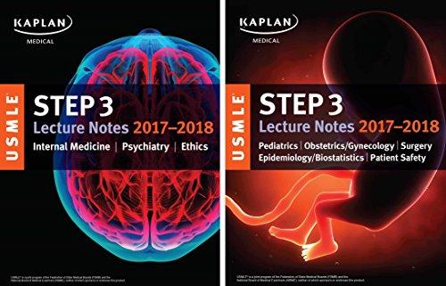 Download USMLE Step 3 Lecture Notes 2017-2018: 2-Book Set (USMLE Prep) 1506209688