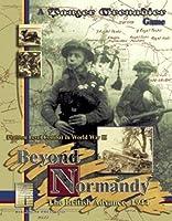 Panzer Grenadier作 Beyond Normandy 箱入りゲーム