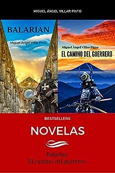 Bestsellers: Novelas (Spanish Edition) by [Villar Pinto, Miguel Ángel]