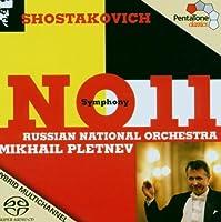 Symphony No 11 (Hybr)